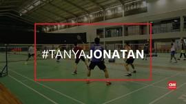 VIDEO: Cara Jonatan Christie Atasi Bully Netizen