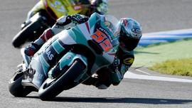 Prioritas Syahrin Bertahan di Yamaha Tech3