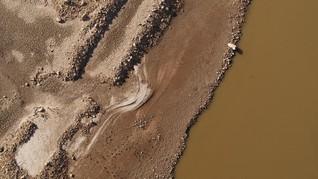 FOTO: Angin Segar di Tengah Kekeringan Afrika Selatan