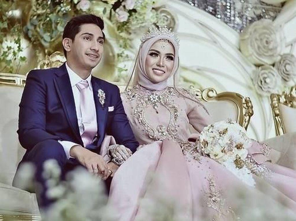 5 Pernikahan Mewah Selebgram Indonesia, Gaun Menyala hingga ala Cinderella