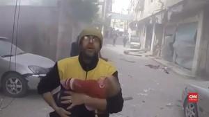 VIDEO: Warga Suriah Merasa Hanya Menunggu Giliran Mati