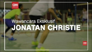 VIDEO: Jonatan Christie Ingin Duet dengan Kevin Sanjaya