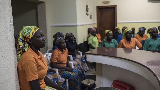 Pemerintah Nigeria Konfirmasi 110 Siswi Diculik Boko Haram