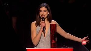 VIDEO: Wajah Gembira Dua Lipa dan Stormzy Rajai Brit Awards