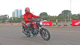 Kesan Pertama Tak Terlupakan dengan Honda CB150 Verza