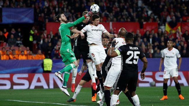 Jadwal Siaran Langsung Manchester United vs Sevilla