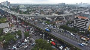 Polling: Mayoritas Pengendara Ogah Pakai Tol JORR Satu Tarif