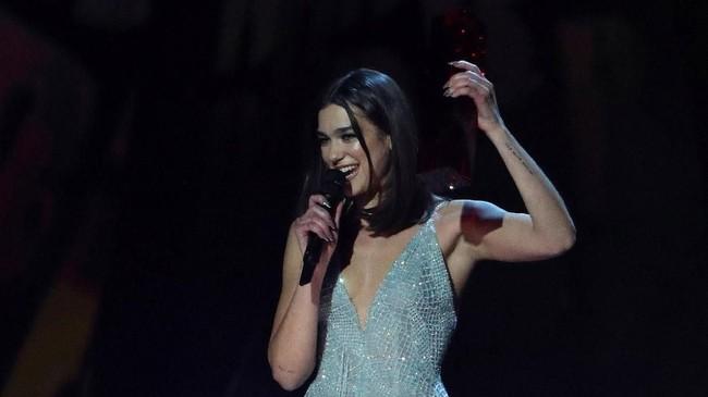 FOTO: Pesta Musik Inggris di Brit Awards 2018