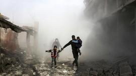Suriah Sebut Empat Warga Tewas Akibat Serangan Rudal Israel