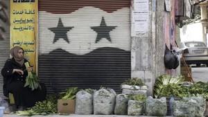 FOTO:  Mereka yang 'Menanti Kematian' di Ghouta Timur