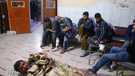 Dokter Terpaksa Gunakan Obat Kadaluarsa di Ghouta Timur
