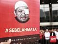 Pegawai KPK Gelar Aksi Diam saat 700 Hari Kasus Novel Besok