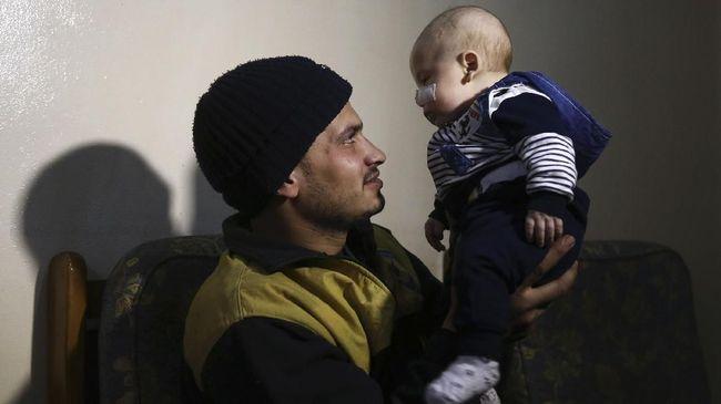 Dokter di Ghouta Timur: 'Semua akan Mati, Satu Demi Satu'