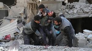 Kronologis Serangan Bertubi-tubi Suriah ke Ghouta Timur