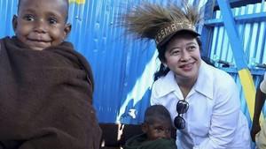 Bantuan untuk Asmat, dari KIS hingga Kampung Siaga Bencana