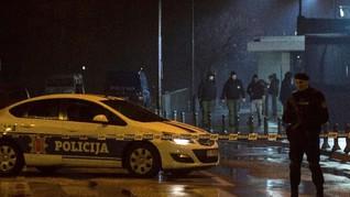 Kedubes AS di Montenegro Diserang Bom Bunuh Diri