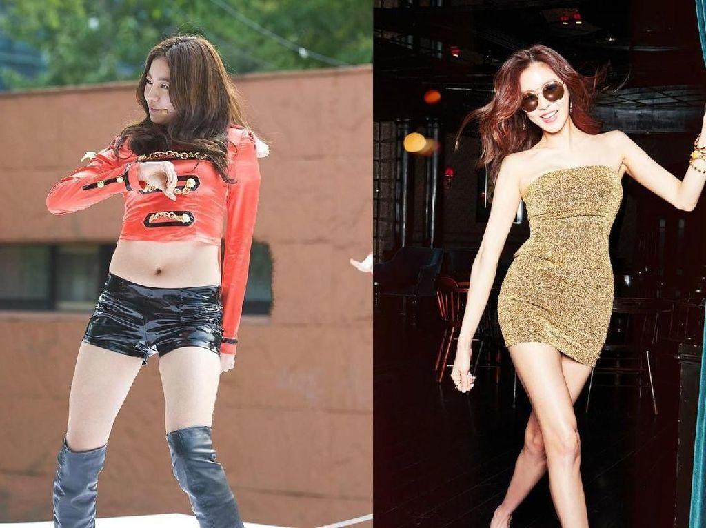 Beda Banget! Transformasi 10 Artis Korea dari Gemuk Hingga Langsing