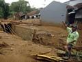 Tanah Bergerak, 54 Rumah di Sumedang Rusak Berat