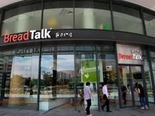 BreadTalk Catatkan Rekor Laba Rp 225,6 Miliar di 2017