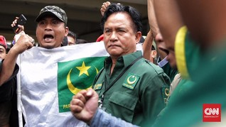 Yusril Kuasa Hukum Jokowi, Ma'ruf Optimistis PBB Merapat