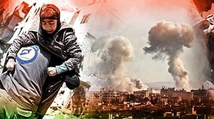 Suriah Gempur Ghouta Timur