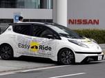 Ghosn Bikin Nissan Tanggung Kerugian Investasi Pribadinya