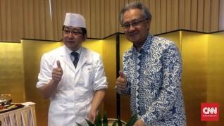 Jepang Perkuat Hubungan dengan Indonesia Lewat Kuliner