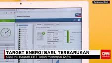 Target Energi Terbarukan Capai 18% pada 2021
