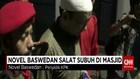 Novel Jalankan Solat Subuh di Masjid