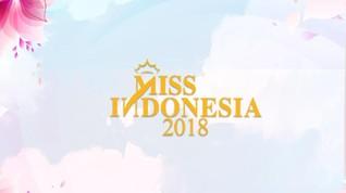 Miss Jawa Barat, Alya Nurshabrina Menang Miss Indonesia 2018