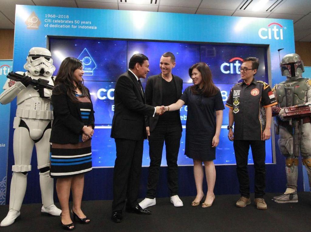 Citi Dorong Inspirasi Pendidikan Indonesia