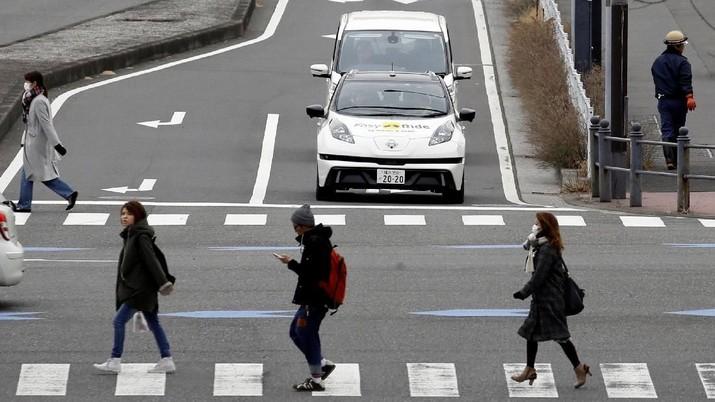 Mobil Tanpa Sopir Makin Menjamur, Tapi Pengendara Belum Siap