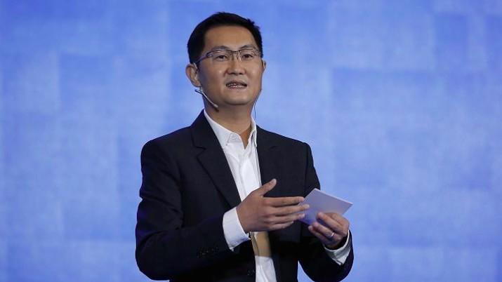 Huateng Ma (Chairman Tencent Holdings)