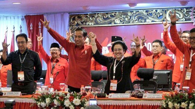 Pencapresan Jokowi Jadi Rekomendasi Tunggal Rakernas PDIP