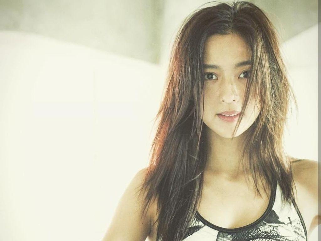 Potret Seksinya Anne Nakamura, Model Fitness dari Jepang