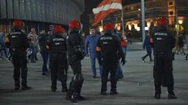 FOTO: Laga Bilbao vs Spartak Merenggut Nyawa