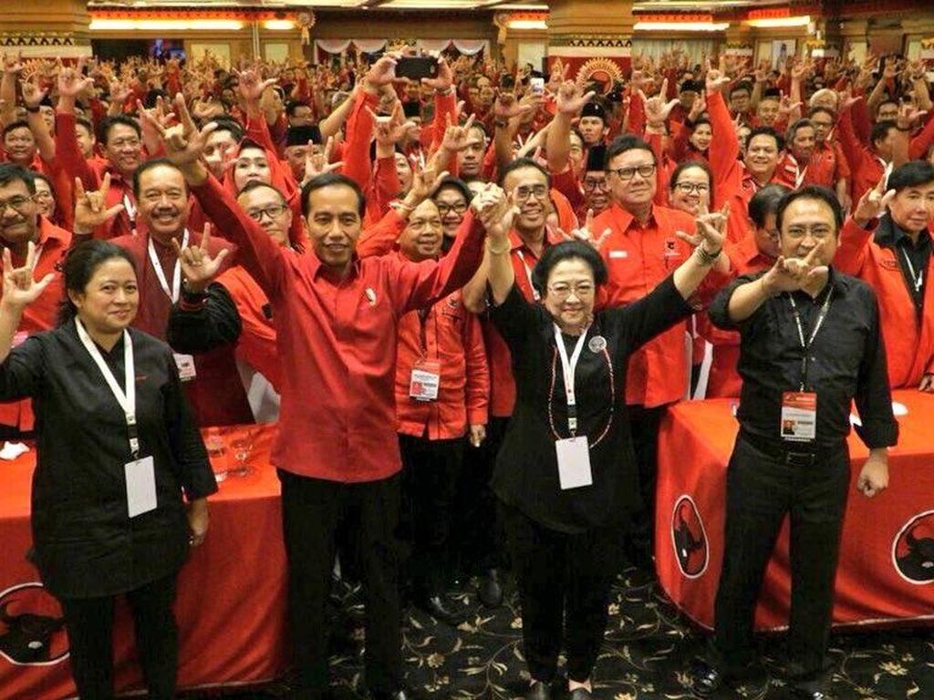 Beda Cara Mega Deklarasi Jokowi Capres untuk Pilpres 2014 dan 2019