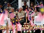 Diisukan ke RI, Najib: Istirahat Sejenak Bersama Keluarga