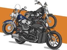 Simak Model Harley-Davidson Termahal di Dunia Ini