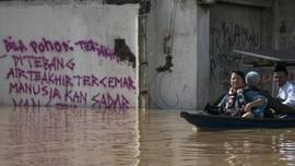 Banjir Kepung Kota Bandung, Tasikmalaya, dan Kuningan