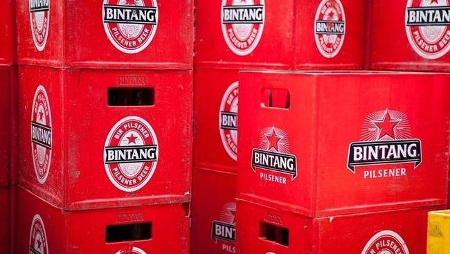 DLTA MLBI BPOM Larang Jualan Miras via Online, Saham MLBI Drop 3%