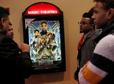 Masuk Jajaran Film Terlaris, Black Panther Raup Rp 7,1 T