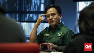 Koalisi Umat Fatamorgana, Yusril Sebut Prabowo Tak Taat Ulama