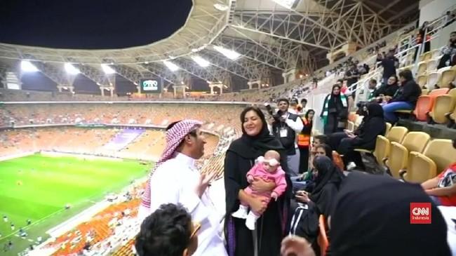 VIDEO: Arab Saudi Berbenah Sepanjang 2018