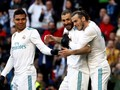 Fakta Unik Kemenangan Madrid: Gol Trio BBC Sejak April 2016