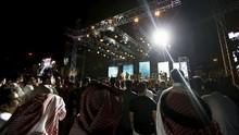Saudi Selenggarakan Festival Jazz untuk Pertama Kali