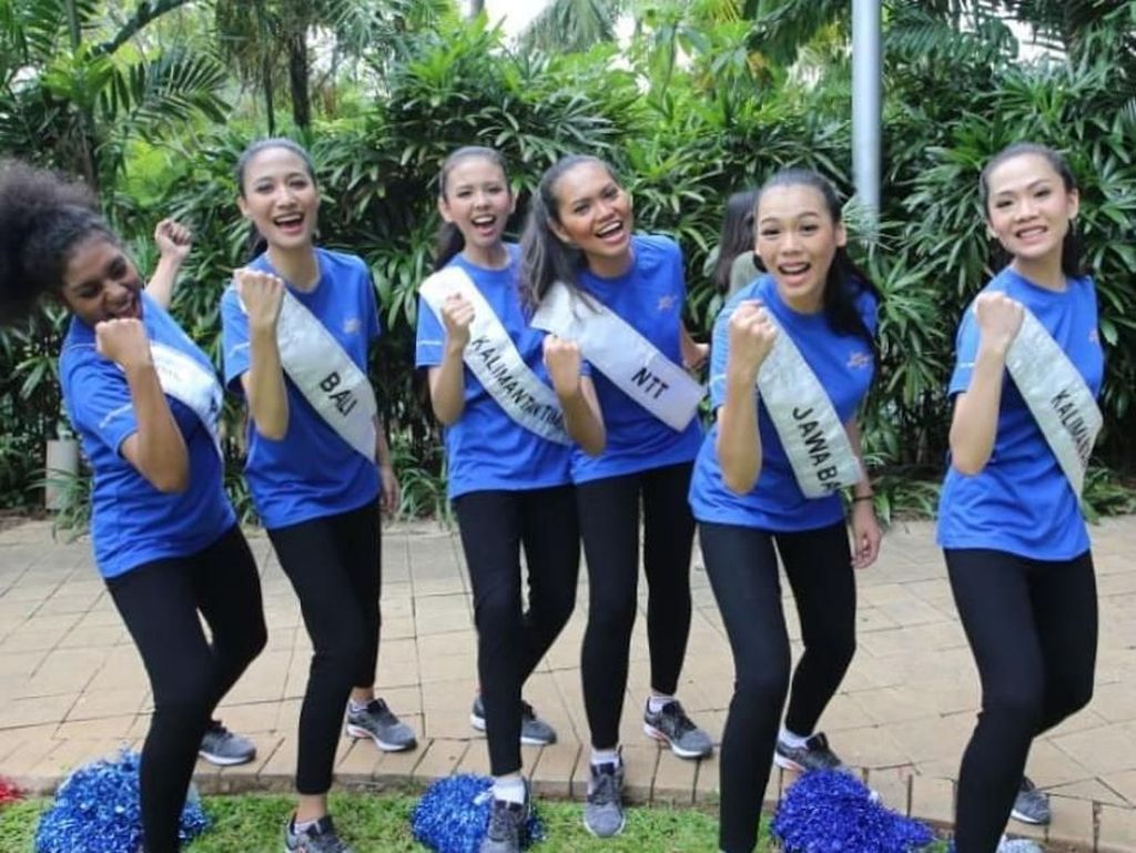 Foto: Terpesona Alya Nurshabrina, Miss Indonesia 2018 yang Berjiwa Sosial