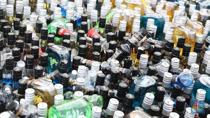 Untuk menolong dunia usaha, Korea mencabut larangan jual beli minuman beralkohol secara online