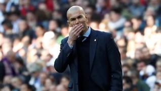 Melawan Juventus Bisa Jadi Laga Penentuan Zidane