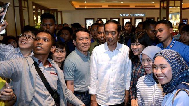 Survei Y-Publica: Warga Jakarta Puas dengan Kinerja Jokowi-JK